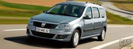 Dacia Logan MCV - 2008