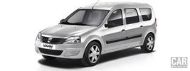 Dacia Logan MCV Silver Line - 2011