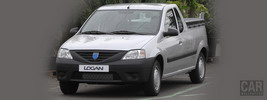 Dacia Logan Pick-Up Benne - 2009