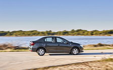 Cars wallpapers Dacia Logan - 2016