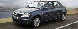 Dacia Logan - 2008