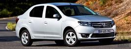 Dacia Logan - 2012