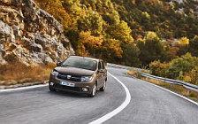 Обои автомобили Dacia Sandero - 2016