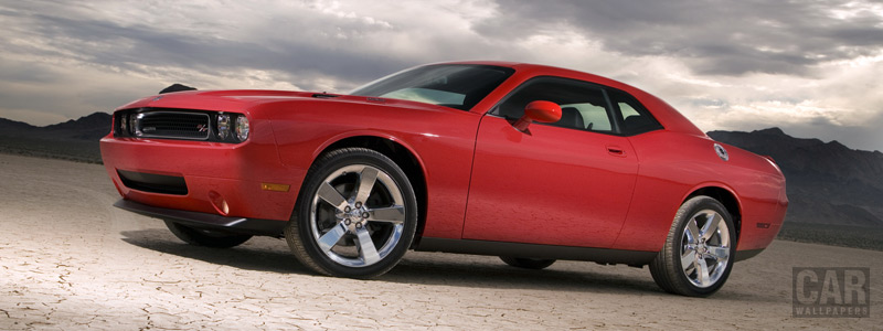Cars wallpapers - Dodge Challenger R/T - Car wallpapers