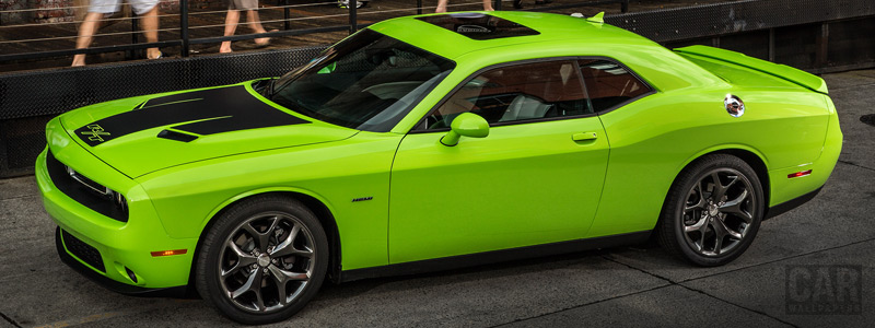 Cars wallpapers Dodge Challenger R/T Plus - 2015 - Car wallpapers