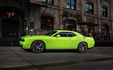 Cars wallpapers Dodge Challenger R/T Plus - 2015