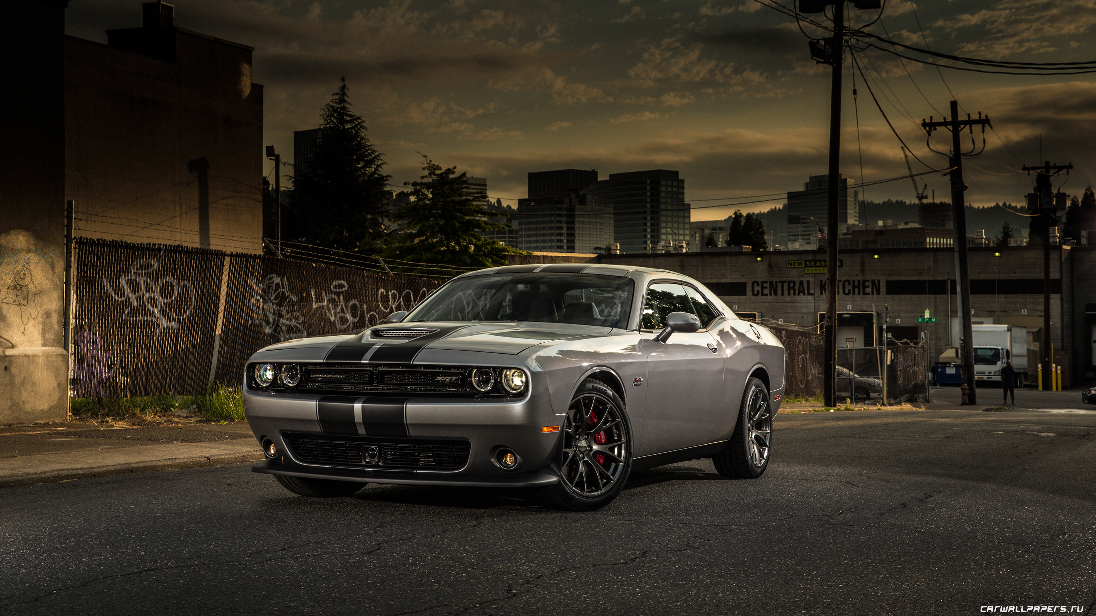 Dodge Challenger SRT 392 2015 3840x2160 020