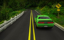 Cars wallpapers Dodge Challenger SRT Hellcat - 2015