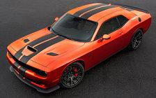 Cars wallpapers Dodge Challenger SRT Hellcat Go Mango - 2016