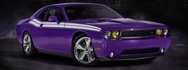 Dodge Challenger R/T Classic Plum Crazy - 2013