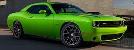 Dodge Challenger R/T Plus Shaker - 2015