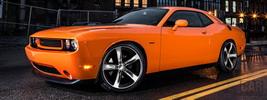 Dodge Challenger Shaker - 2014