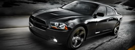 Dodge Charger Blacktop - 2012