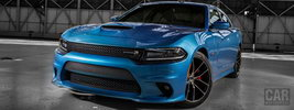 Dodge Charger R/T Scat Pack - 2015