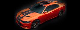 Dodge Charger SRT Hellcat Go Mango - 2016