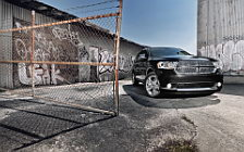 Обои автомобили Dodge Durango - 2011