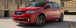 Dodge Grand Caravan Blacktop Edition - 2013