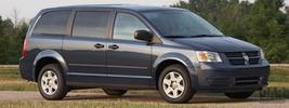 Dodge Grand Caravan Cargo Van - 2008