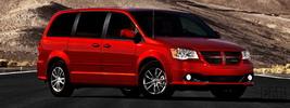 Dodge Grand Caravan R/T - 2011