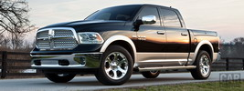 Dodge Ram 1500 Laramie Limited - 2013