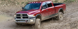 Dodge Ram 2500 Power Wagon - 2010