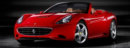 Обои Ferrari California 2009