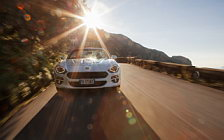 Cars wallpapers Fiat 124 Spider - 2016