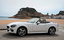 Cars wallpapers Fiat 124 Spider - 2017