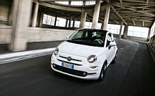 Cars wallpapers Fiat 500 - 2015