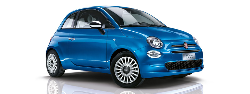 Cars wallpapers Fiat 500 Mirror - 2017 - Car wallpapers