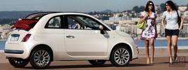 Fiat 500C - 2009
