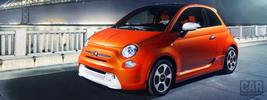 Fiat 500e - 2013