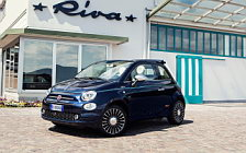 Cars wallpapers Fiat 500C Riva - 2016