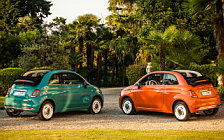 Cars wallpapers Fiat 500C Anniversario - 2017