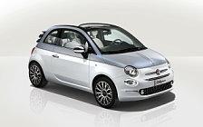 Обои автомобили Fiat 500C Collezione - 2018