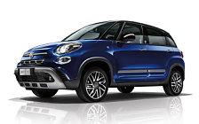 Обои автомобили Fiat 500L Cross Mirror - 2019