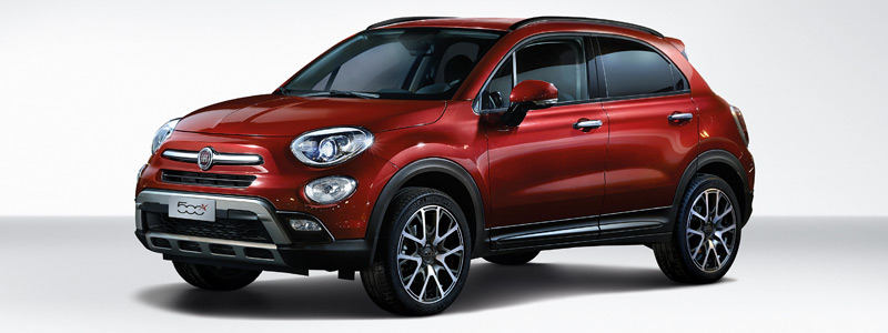 Обои автомобили Fiat 500X - 2017 - Car wallpapers