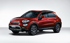 Cars wallpapers Fiat 500X - 2017