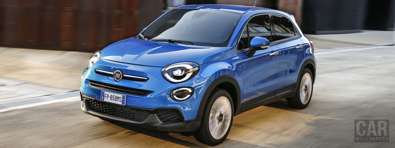 Обои автомобили Fiat 500X Urban - 2018 - Car wallpapers