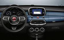 Обои автомобили Fiat 500X Cross Mirror - 2019
