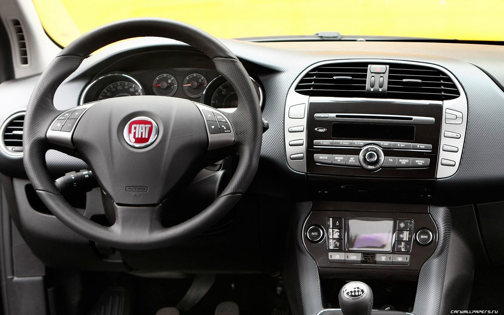 Cars Desktop Wallpapers Fiat Bravo 1 6 Multijet 2008
