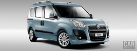 Fiat Doblo Natural Power - 2010