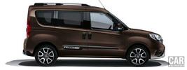 Fiat Doblo Trekking - 2015