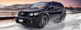 Fiat Freemont Black Code AWD - 2014