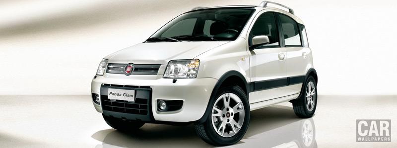 Обои автомобили Fiat Panda Glam 4x4 - Car wallpapers