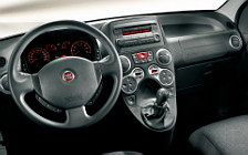 Обои Fiat Panda Glam 4x4 2008