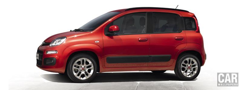 Обои автомобили Fiat Panda - 2011 - Car wallpapers