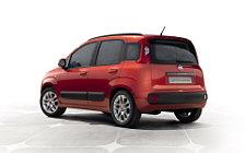 Обои автомобили Fiat Panda - 2011