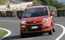 Обои автомобили Fiat Panda - 2012