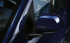 Обои автомобили Fiat Panda K-Way - 2009